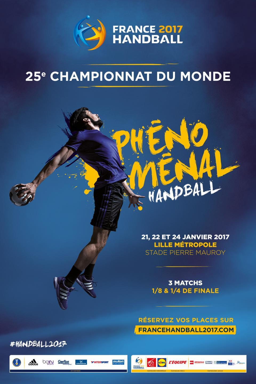 Championnat du monde 2017 ligue francophone de handball for Championnat du monde de boules carrees